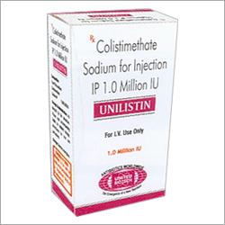 Colistimethate Sodium I MIU Vial