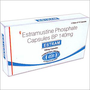 Estramustine Phosphate 140 mg Capsule