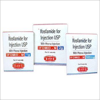 Ifosfamide Injection USP 500 mg, 1g & 2g