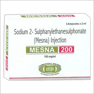 Sodium 2-Sulphanylethanesulphonate Injection