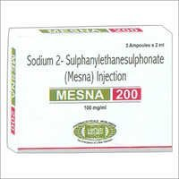 Sodium 2-Sulphanylethanesulphonate Injection