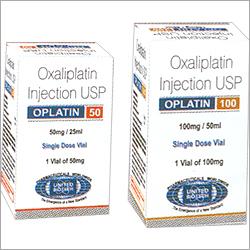 Oxaliplatin射入