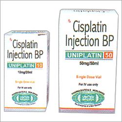 Cisplatin 10mg/50mg Injection