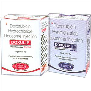 Doxorubicin Hcl Liposome Injection