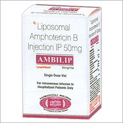 Liposomal Amphotericin B Injection IP 50mg
