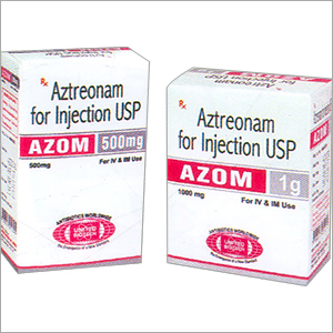 Aztreonam for Injection USP 500mg/lg