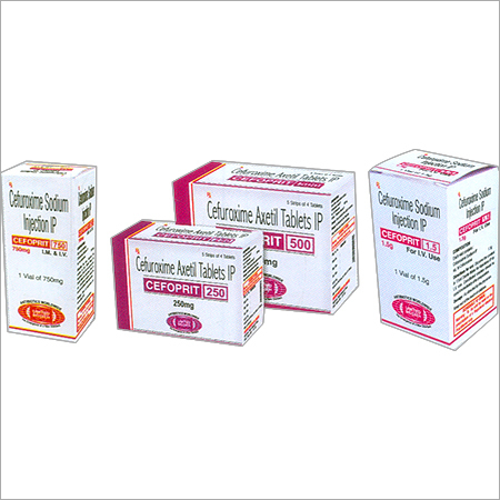 Cefuroxime Axetil Tablets IP 250mg/500mg