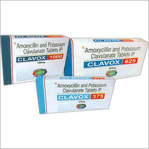 Amoxycillin & Potassium Clavulanate Tablets IP