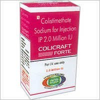 Colistimethate Sodium Injection IP 2 Million IU