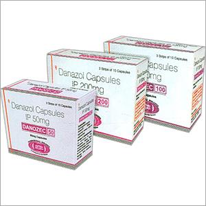 Danazol Capsules IP 100mg & 50mg