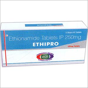 Ethionamide 250 mg Tab
