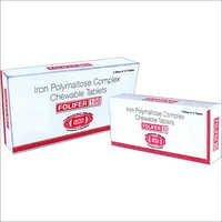 Iron Polymaltose Complex Chewable Tabs