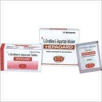 L-Ornithine- L-Aspartate Infusion