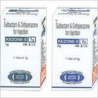 Sulbactam & Cefoperazone for Injection