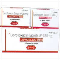 Levofloxacin Tablets IP 250mg, 500mg & 750mg