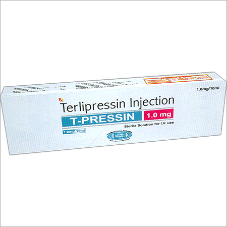 Terlipressin Injection 1.0 mg