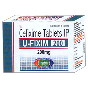 Cefixime Tablets IP 200mg