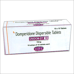 Domperidone Dispersible Tablets 10mg
