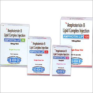 Amphotericin B lipid Complex Injection