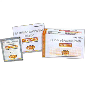 L Ornithine L Aspartate Tablets