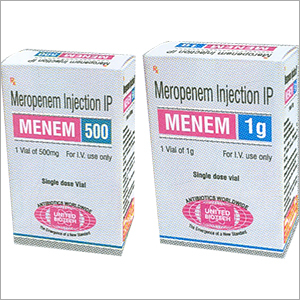 Meropenem Injection IP 1g