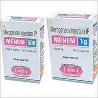 Meropenem Injection IP 1g
