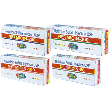 Netilmicin Sulphate Injection USP
