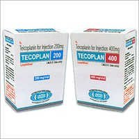 Teicoplanin 200mg & 400mg Injection