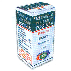 Tobramycin 80mg/2ml Injection