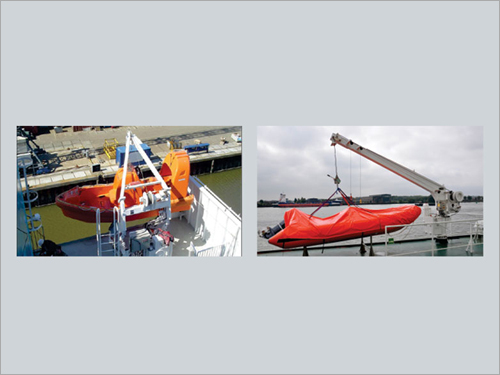 Lifeboats and Davit Systems
