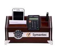 Symantec Ex. Desk Wood Org