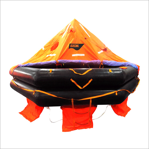 Throw Over-board Liferaft