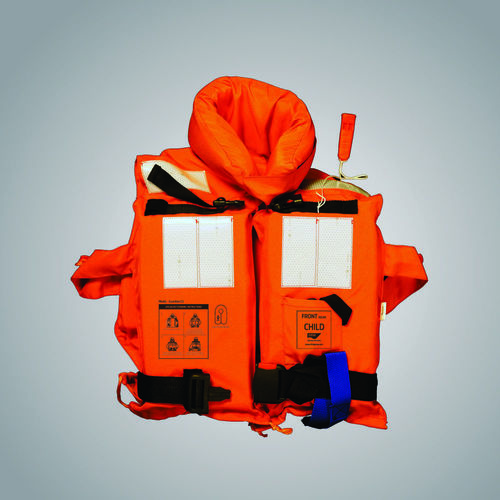 Child Life Jacket , Guardian C1 with Whistle