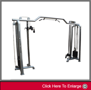 weight training9 Cable cross Over