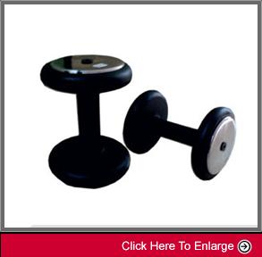 weight-lifting9 PVC DUMBELLS