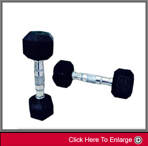 weight-lifting7 Hex Dumbell