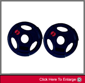 weight-lifting2 3 CUT RUBBER COATED IRON PLATES
