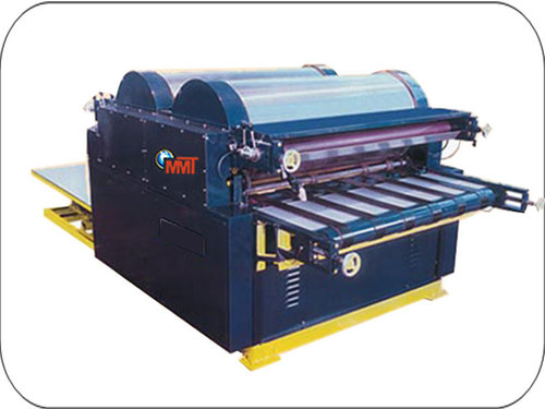 Corrugated Two Color Board Printing Machine