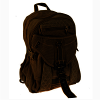 Canvas Bagpack