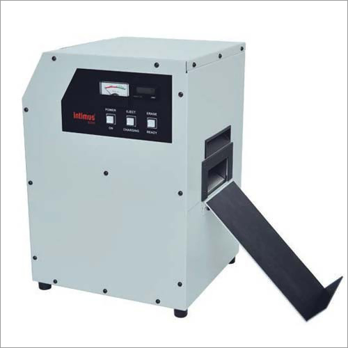 Hard Drive Degausser Machine