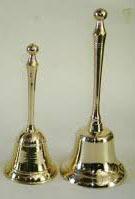 Hand Held Brass Bells