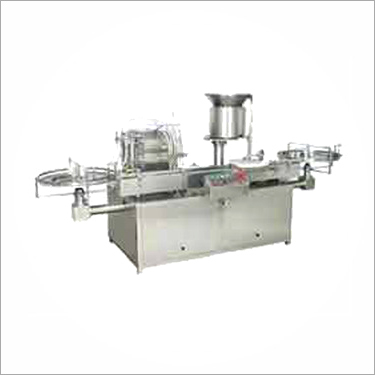 Six Head Vial Liquid Filling Machine
