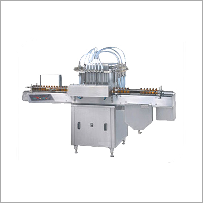 Four Head Vial Liquid Filling Machine