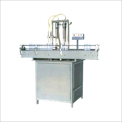 Two Head Vial Liquid Filling Machine