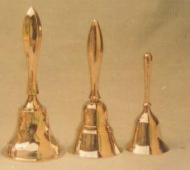Golden Church Bells