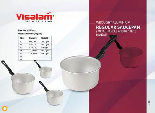 Regular Bakelite Handle Saucepan
