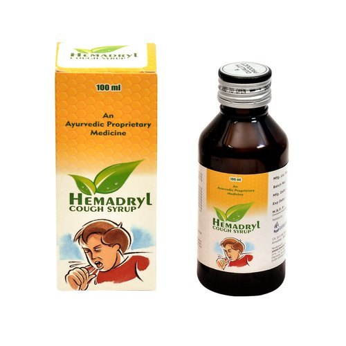 Hemadryl Cough Syrup