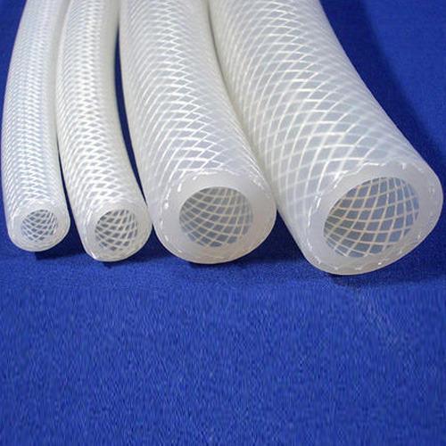 Silicon Braided Tubes