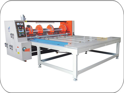 RS4 Rotary Creaser Slotter Machine