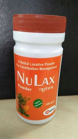 NULAX (LAXATIVE POWDER)
